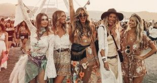 Coachella-Looks, Coachella-Outfits, Festival-Looks, Festival-Outfits, Stickereien ...